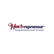 Heart-repreneur® logo