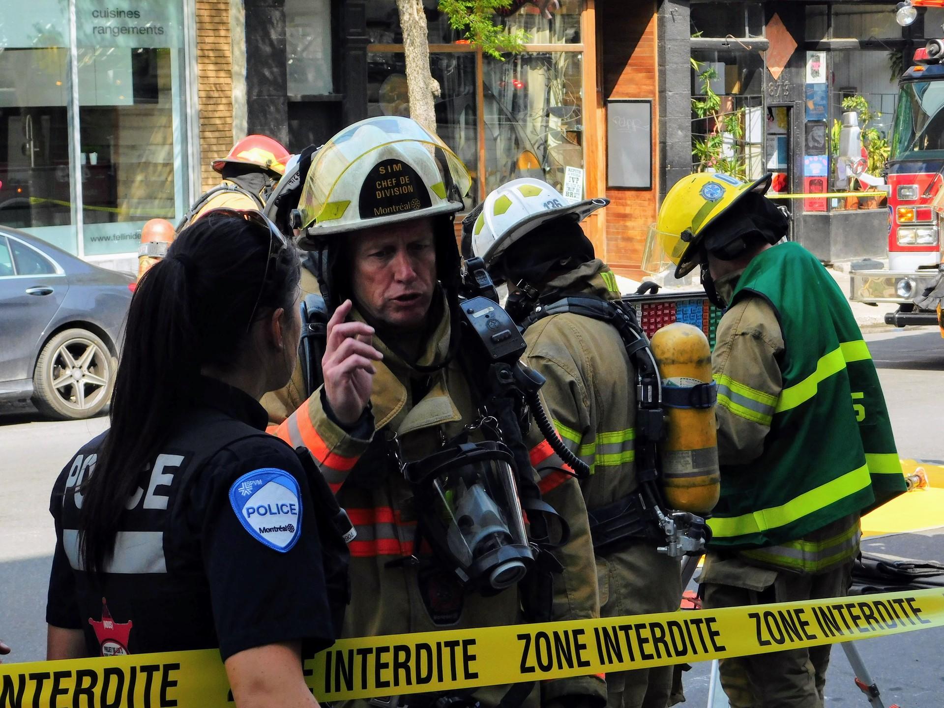 Montreal firemen | rick.cognyl.fournier, city, people, police