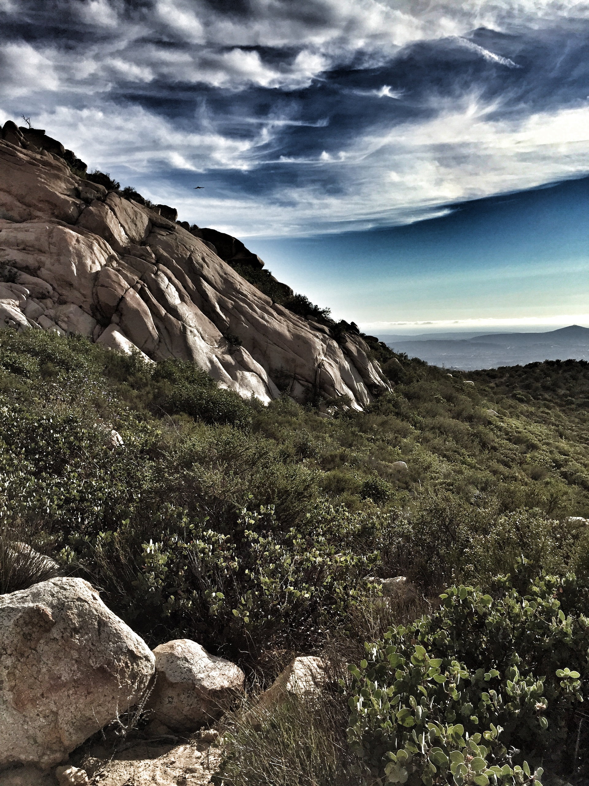 View of landscape   adventure, hill, mountain, nature