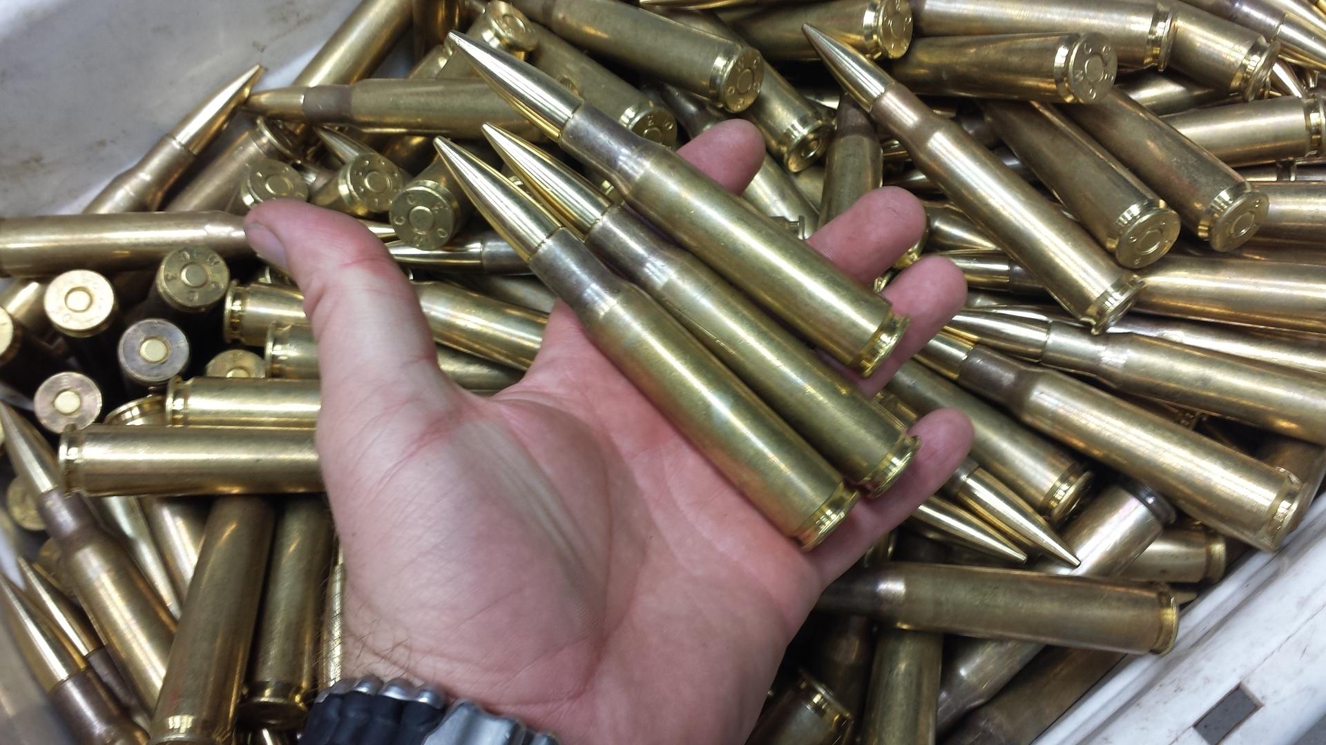 Ammunition, Brass, Bullet, Gun, Pistol