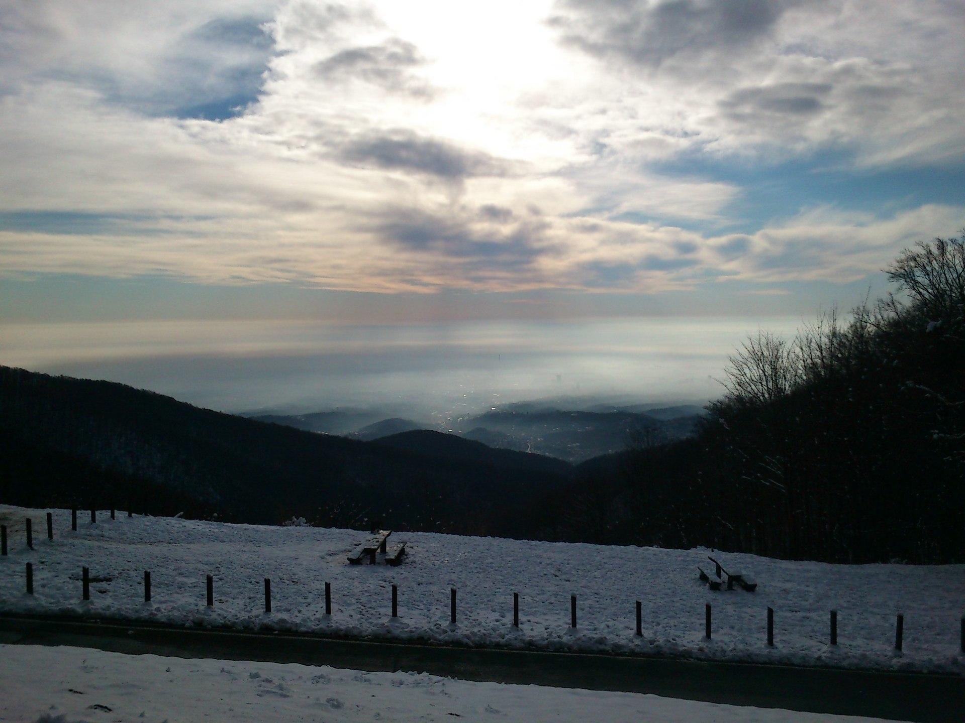 Foggy mornings | edita.papic, landscape, ice, dawn