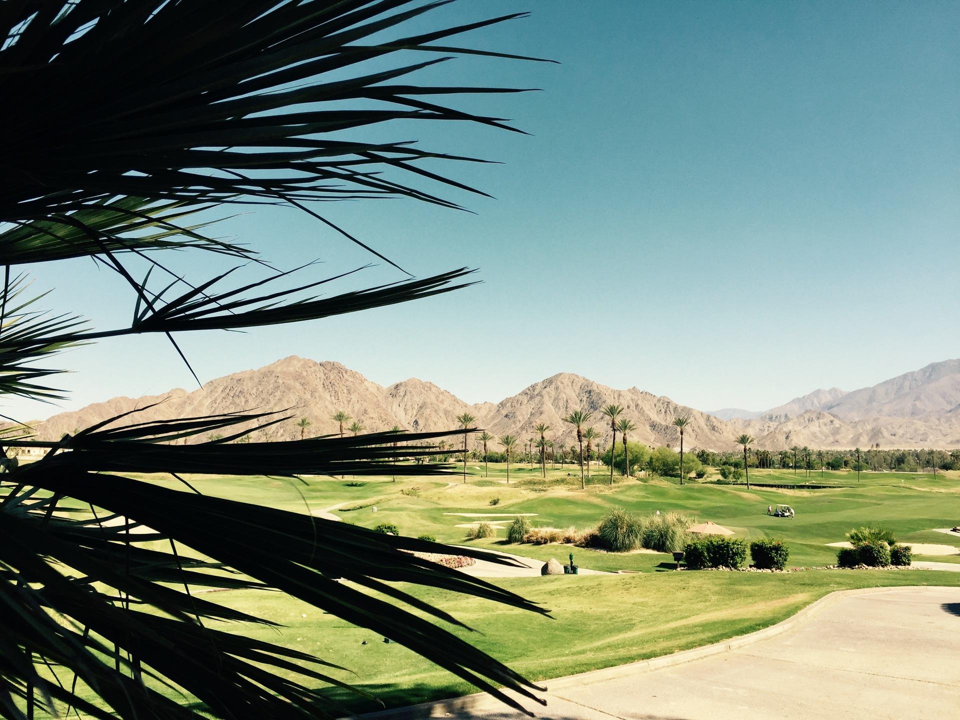 La Quinta Golf Course, Palm Springs