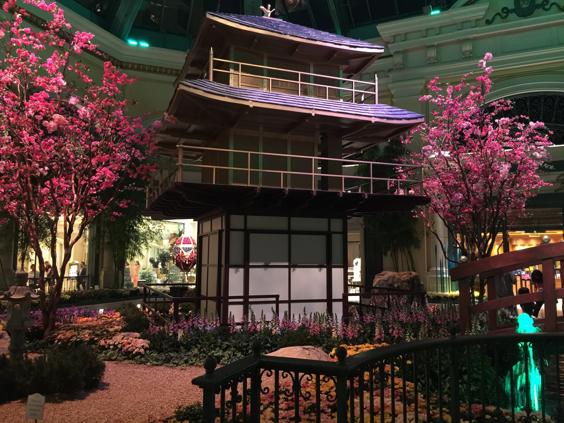 Chinese house | good smell, water, relax, las vegas
