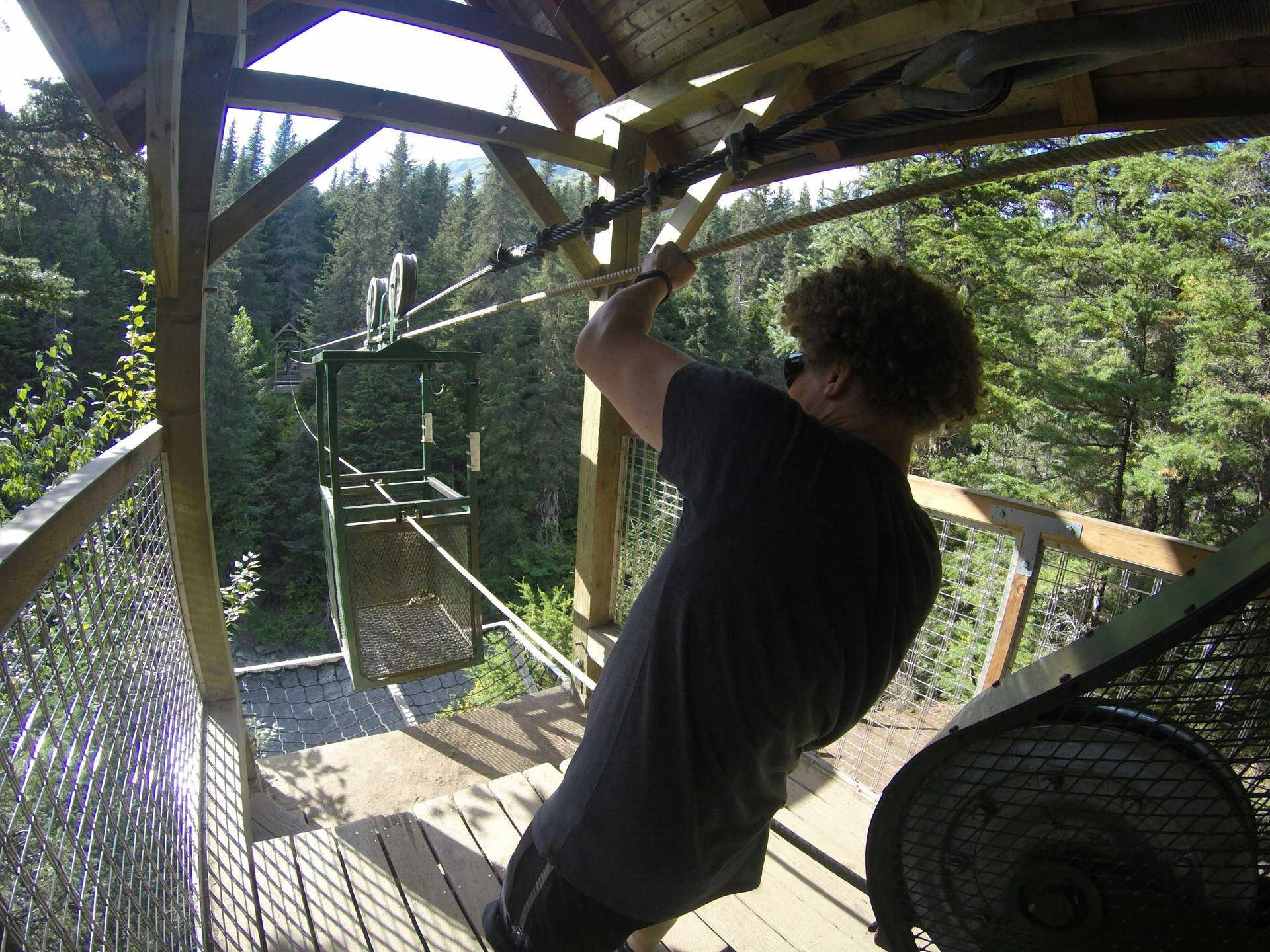 Girdwood Alaska | elise81, adult, daytime, outdoors