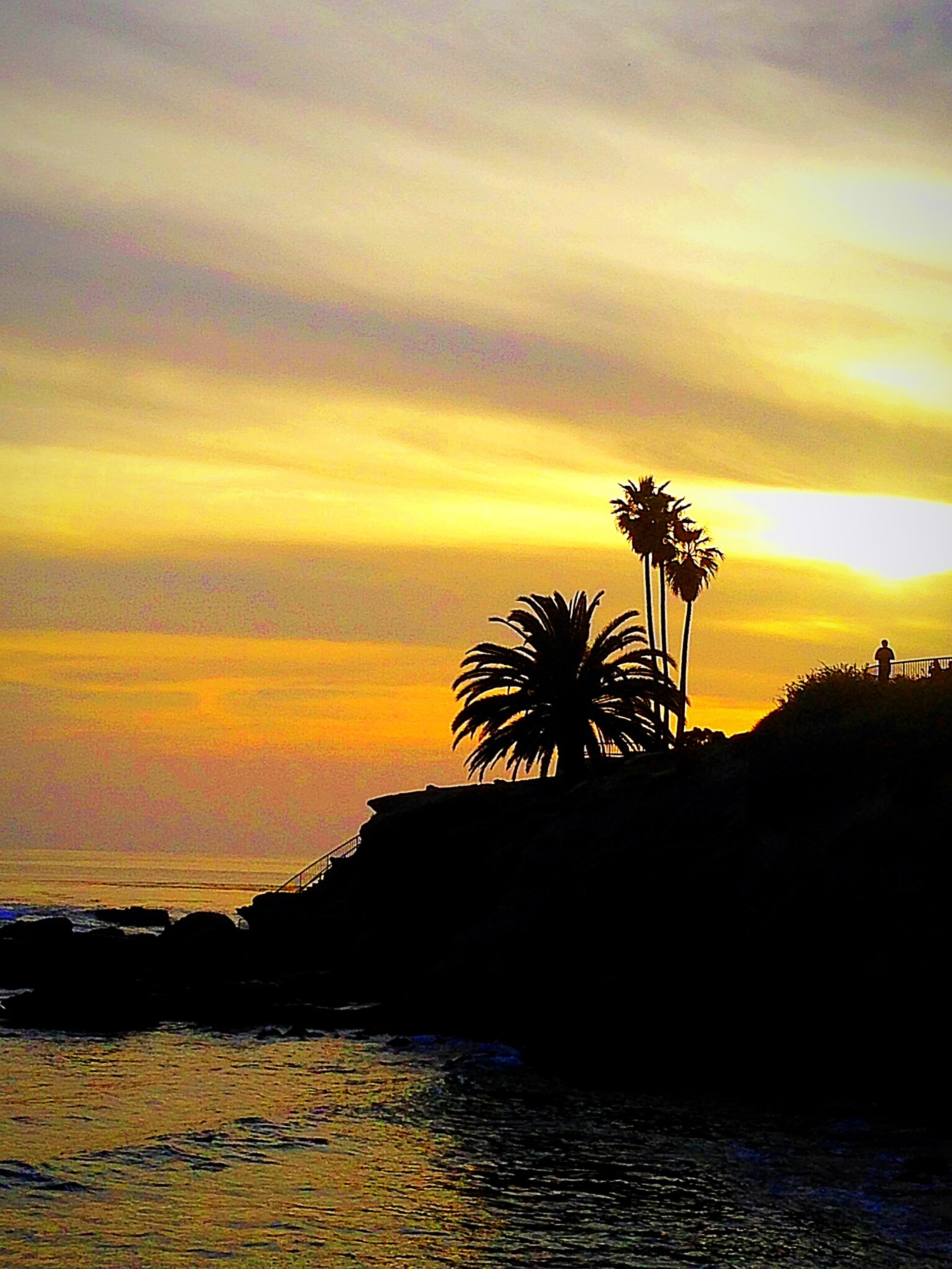 Laguna Beach, California  | courttney2005, sunset, dawn, no person