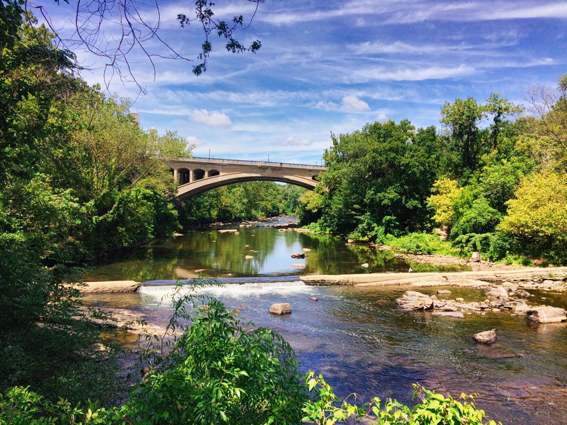 River view | ihd_capture, beautiful, bridge, outdoors
