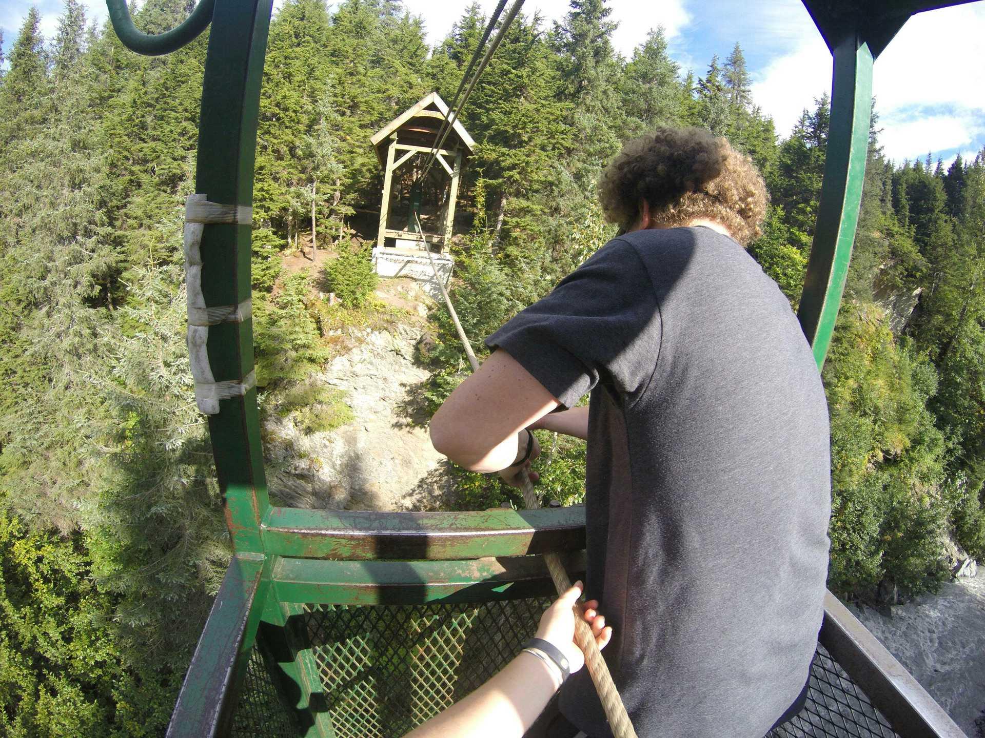 Girdwood, Alaska   elise81, adult, outdoors, travel