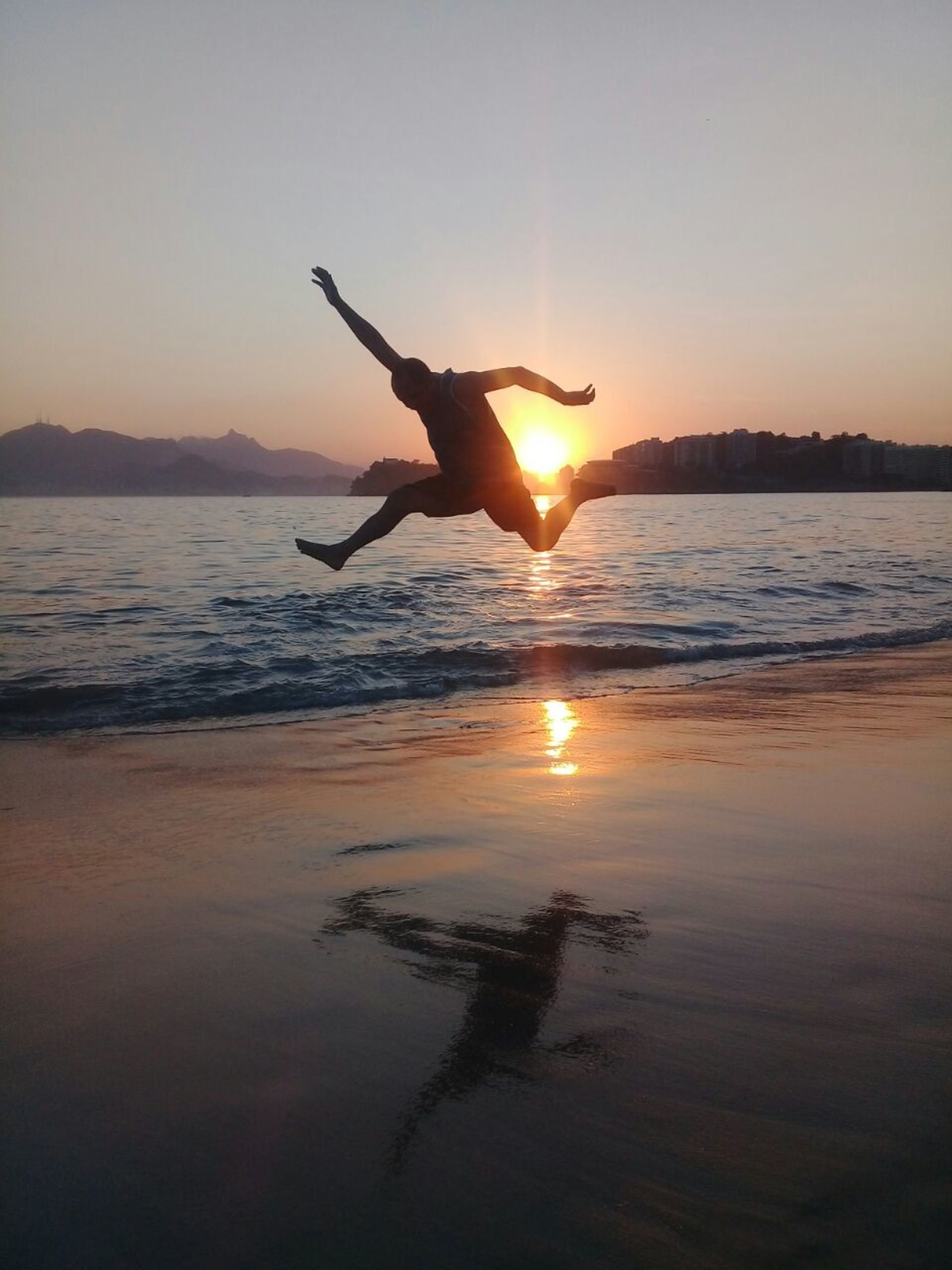 diversão na praia !   jaquelinepin, beach, evening, recreation
