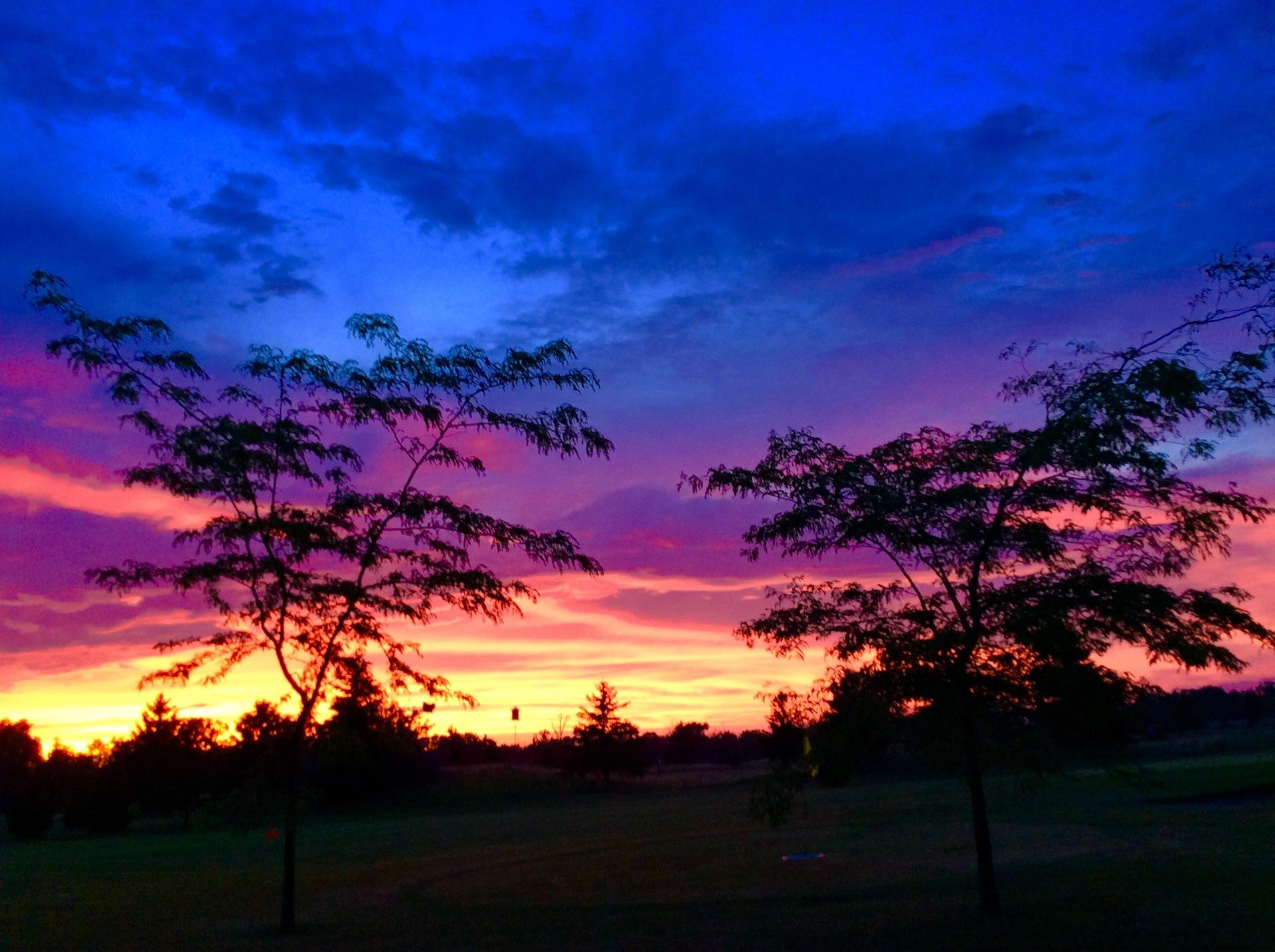 Calm after rain   drazpet, backlit, evening, landscape