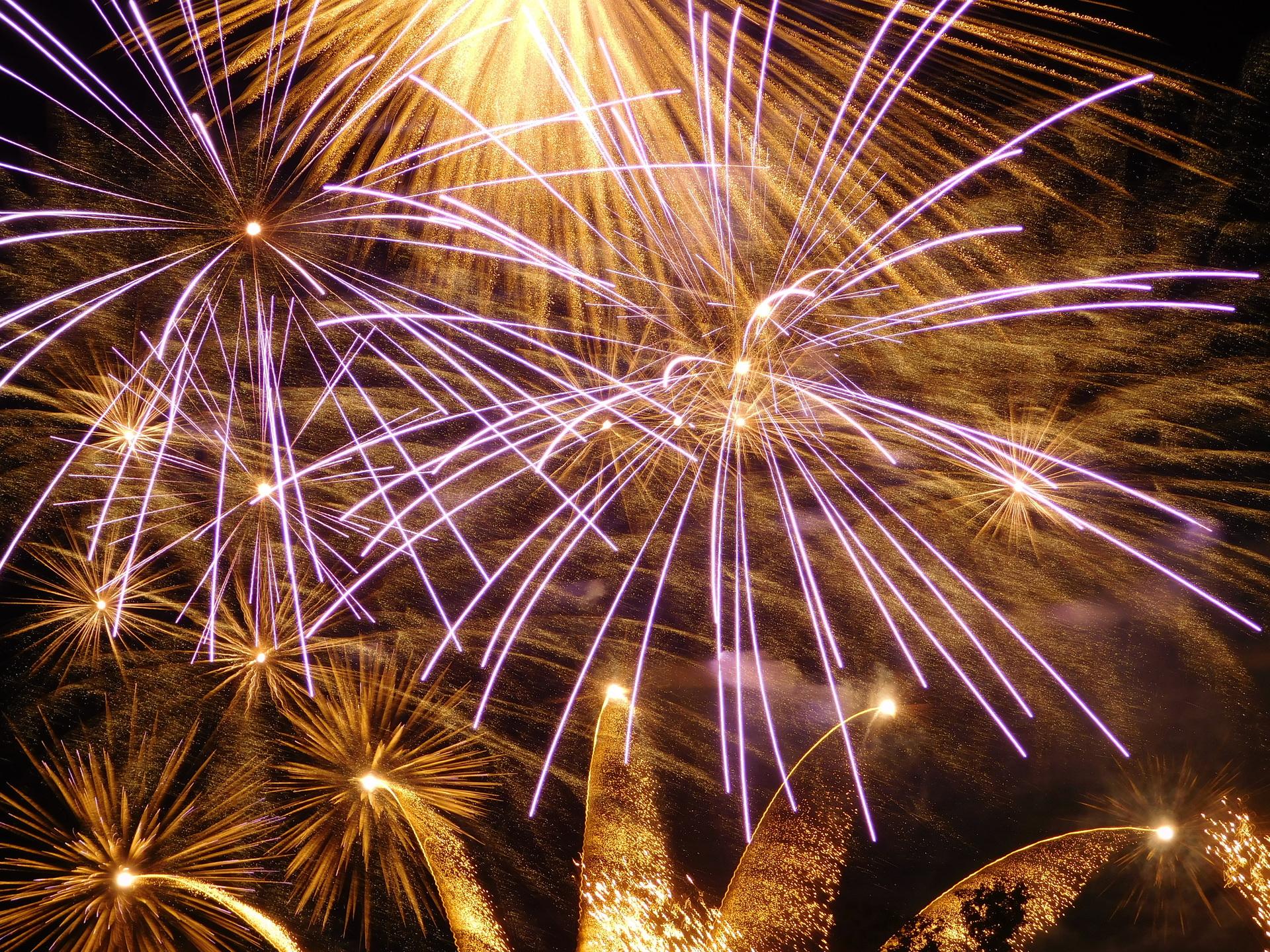 Fireworks | rick.cognyl.fournier, bright, celebration, explosion