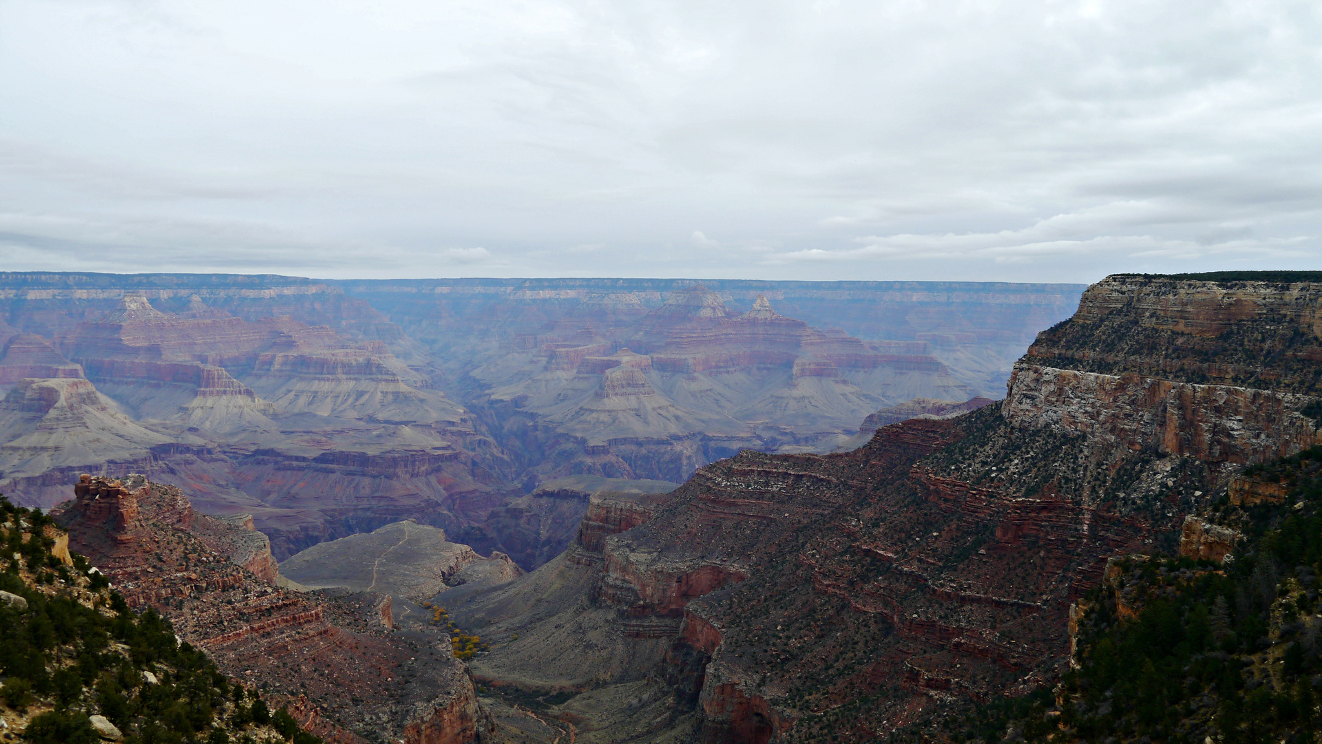 Grand Canyon, Arizona. Dec. 2014