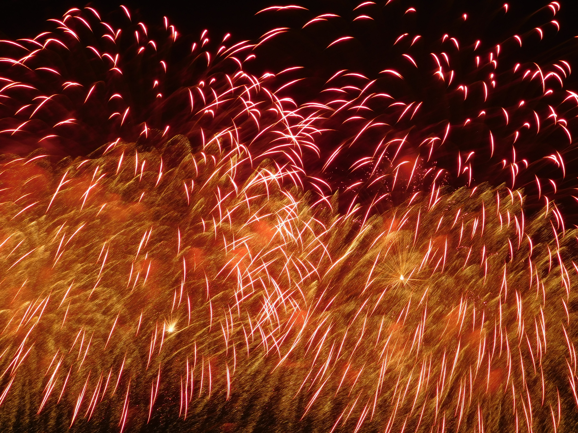 Fireworks | rick.cognyl.fournier, fireworks, color, celebration