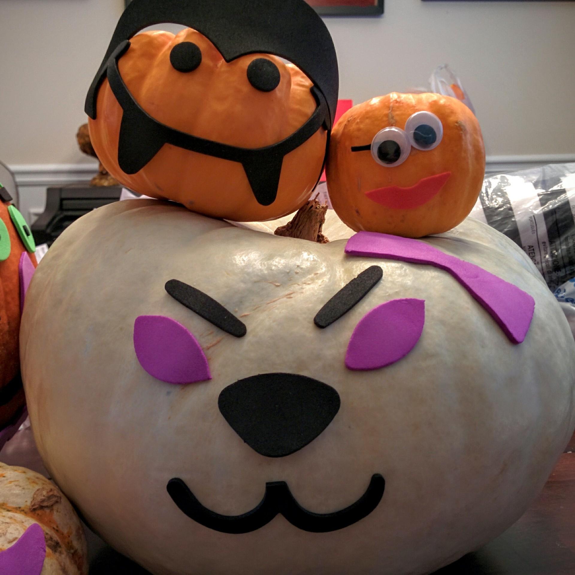 jack o'lanterns...sort of | jrcastine, pumpkin, celebration, decoration