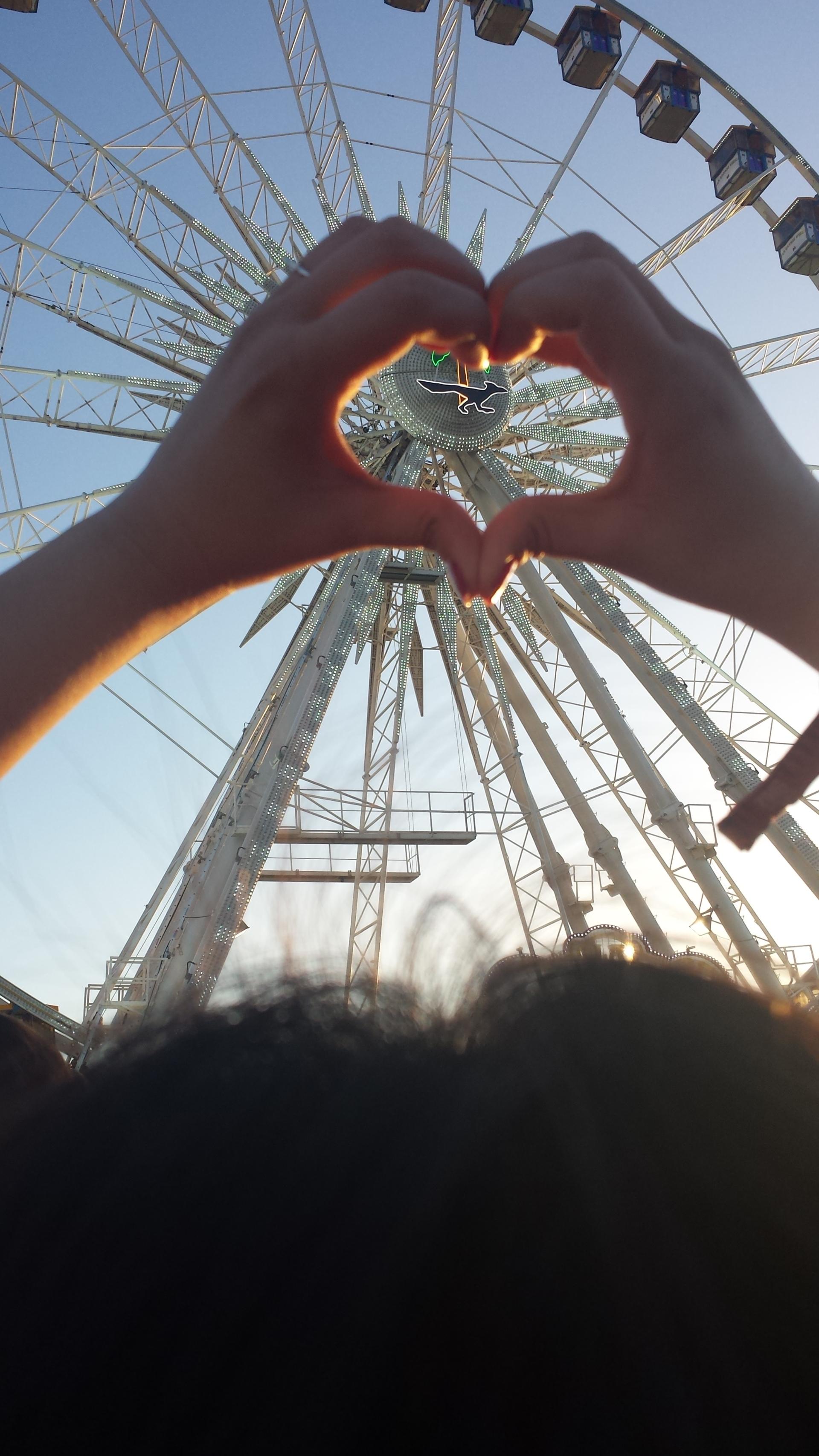 Sky, No Person, Travel, Wheel, Light