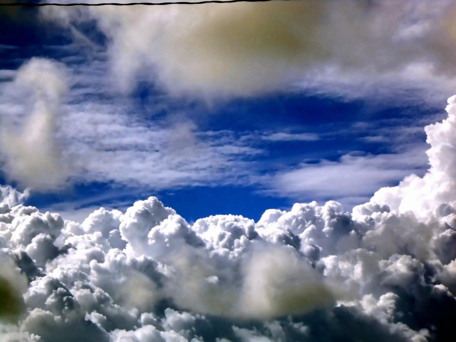 Cumulus Clouds | jacquelin, sky, cloud, cloudy