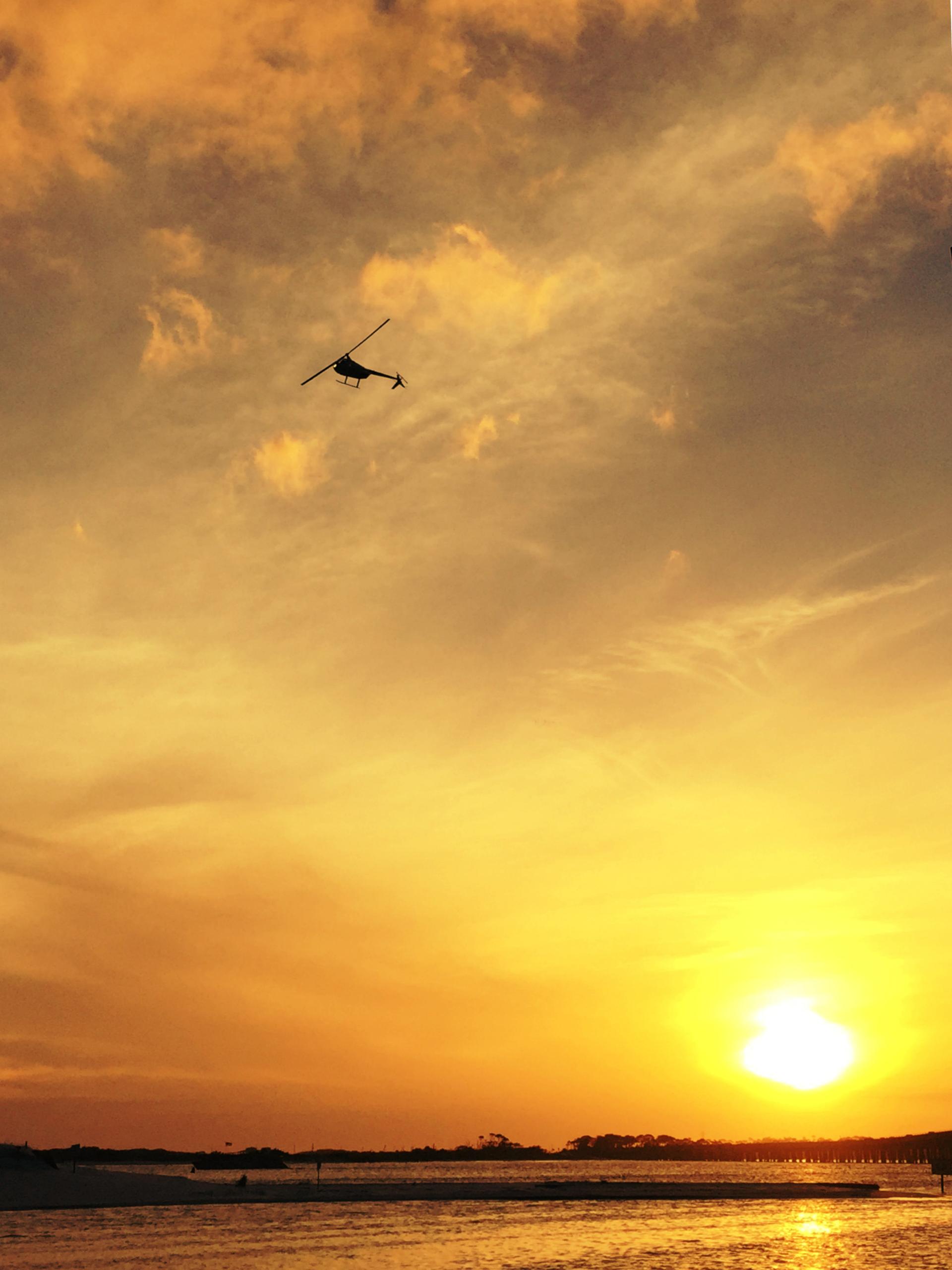 Lake against dramatic sky | airplane, lake, water, sun