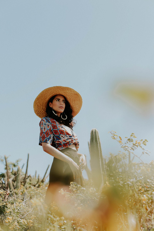 Sertão 🌵 | primadoribeiro, woman, summer, nature