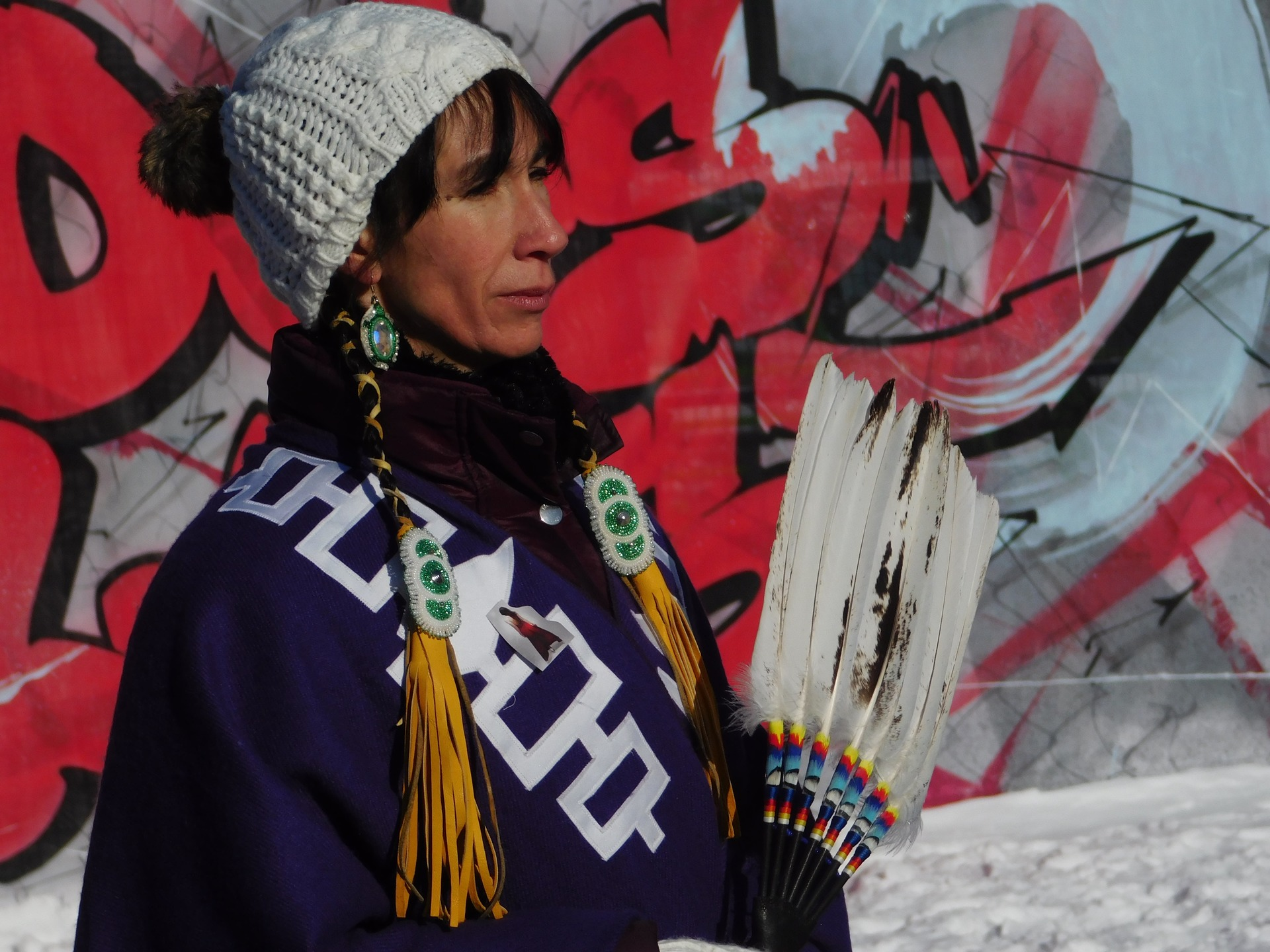 Indigenous women | rick.cognyl.fournier, woman, wear, traditional