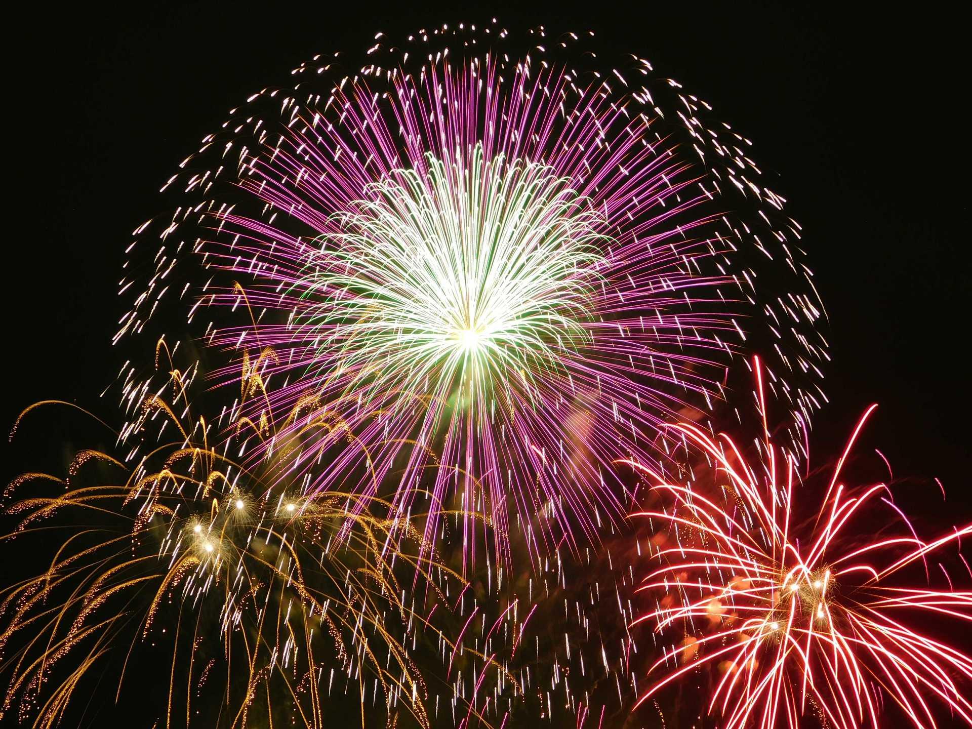 Fireworks | rick.cognyl.fournier, bright, celebration, color