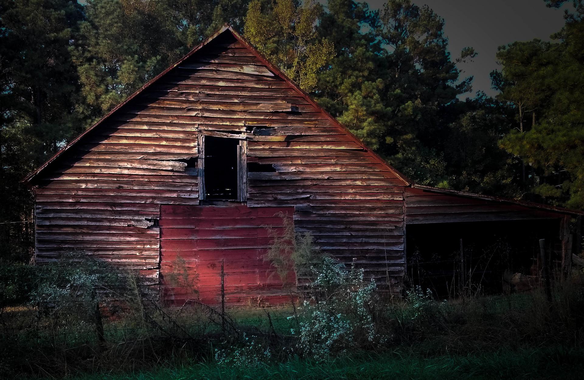 Red Barn | jrcastine, architecture, barn, building