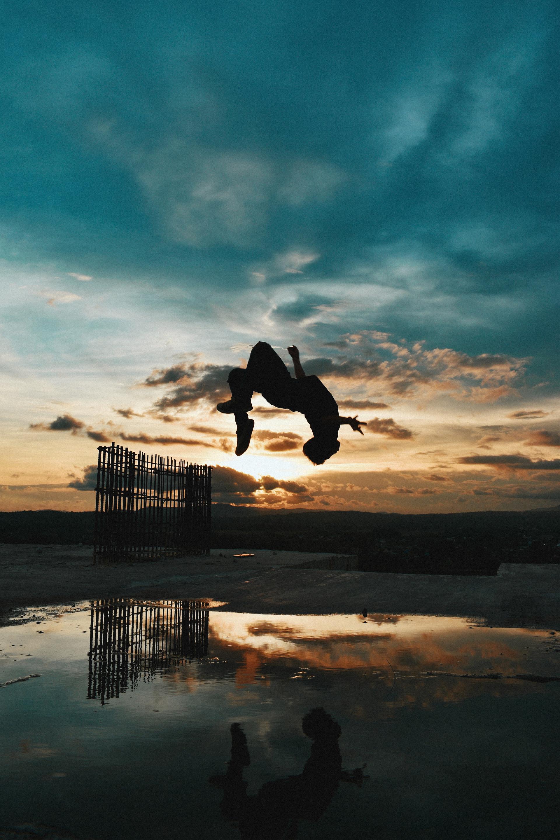 back | radenmastopan, sunset, action, dawn
