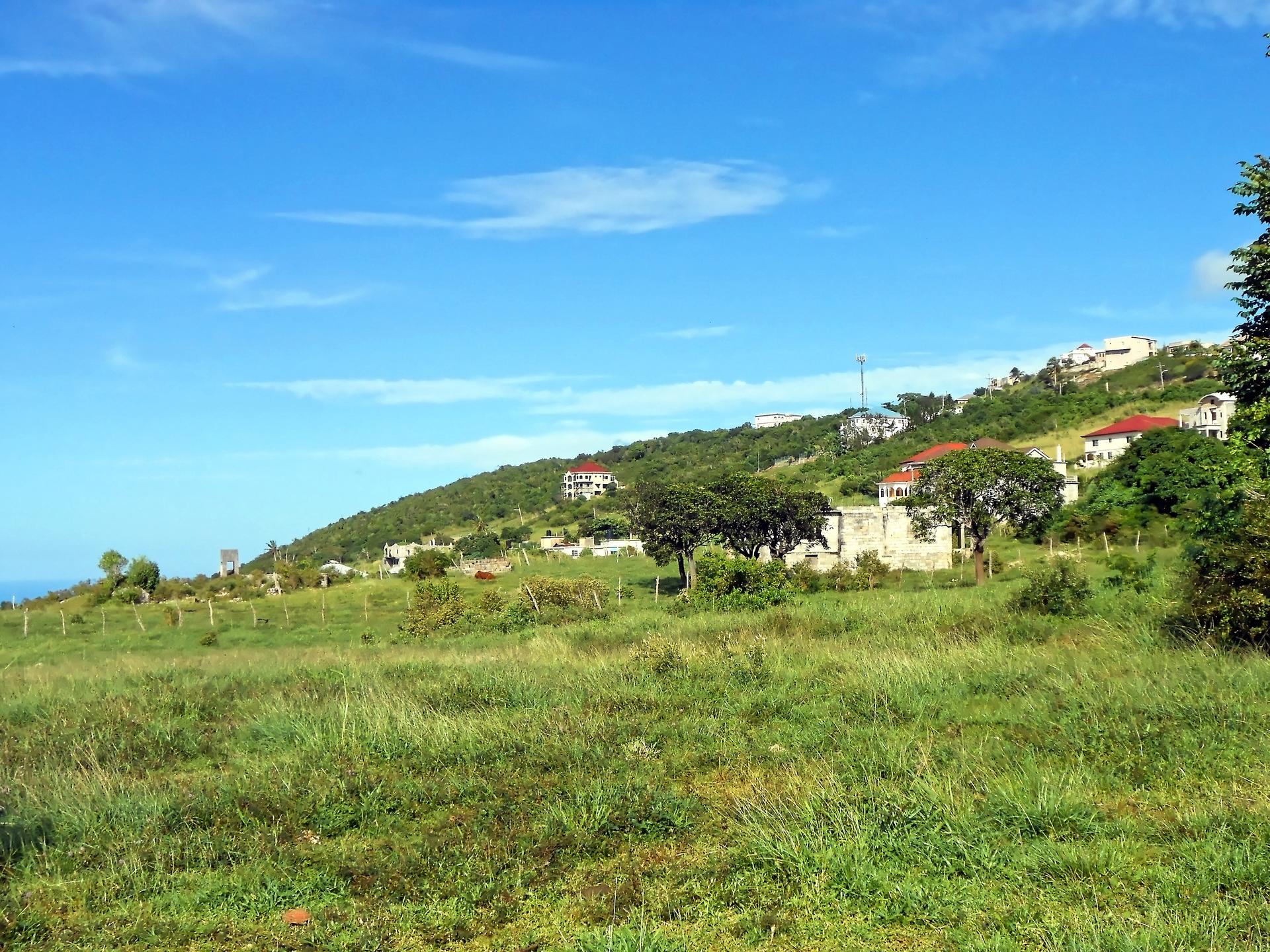 Countryside Landscape | jacquelin, landscape, sky, slope