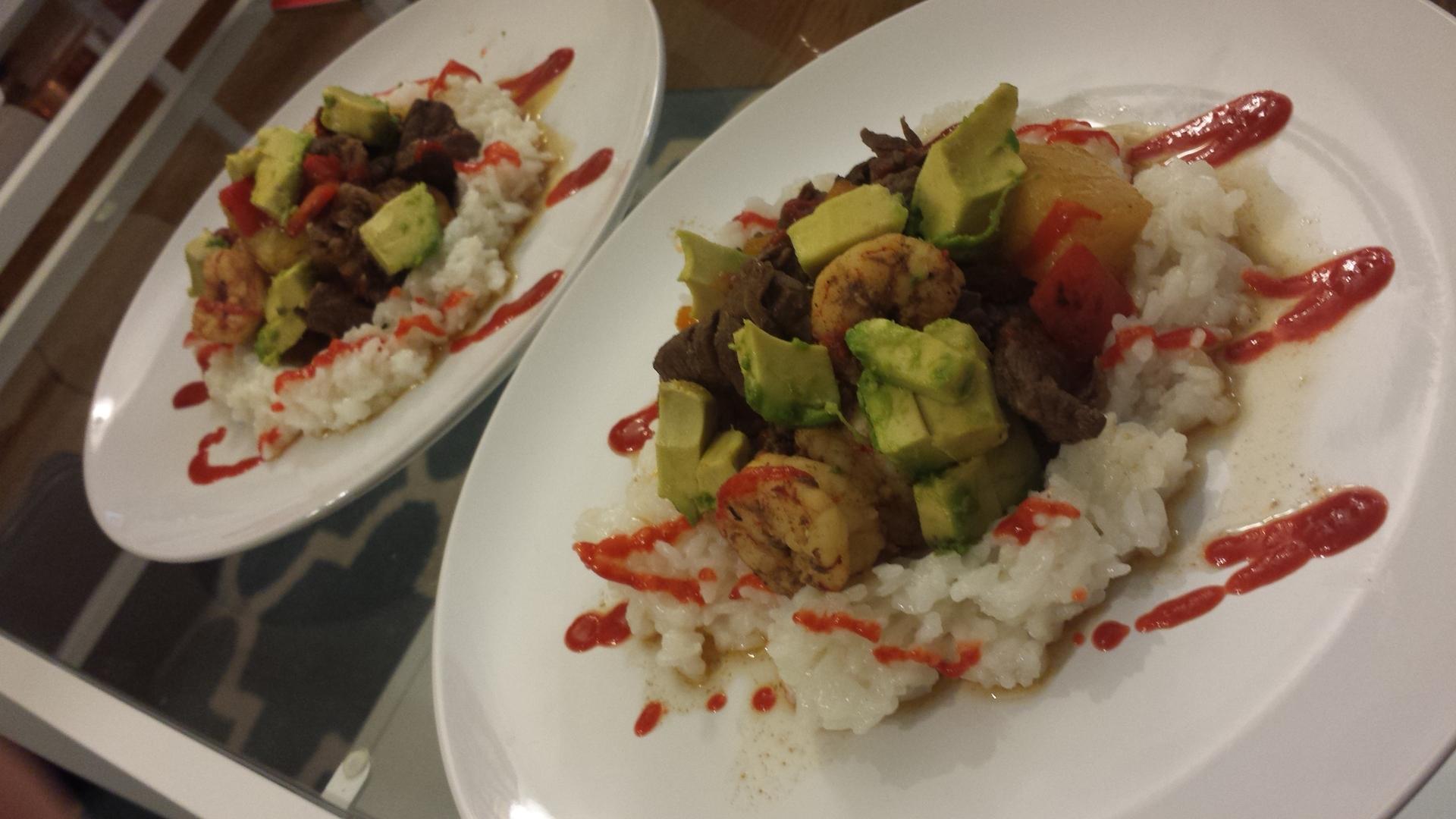 Food, Rice, Vegetable, Dinner, Meal