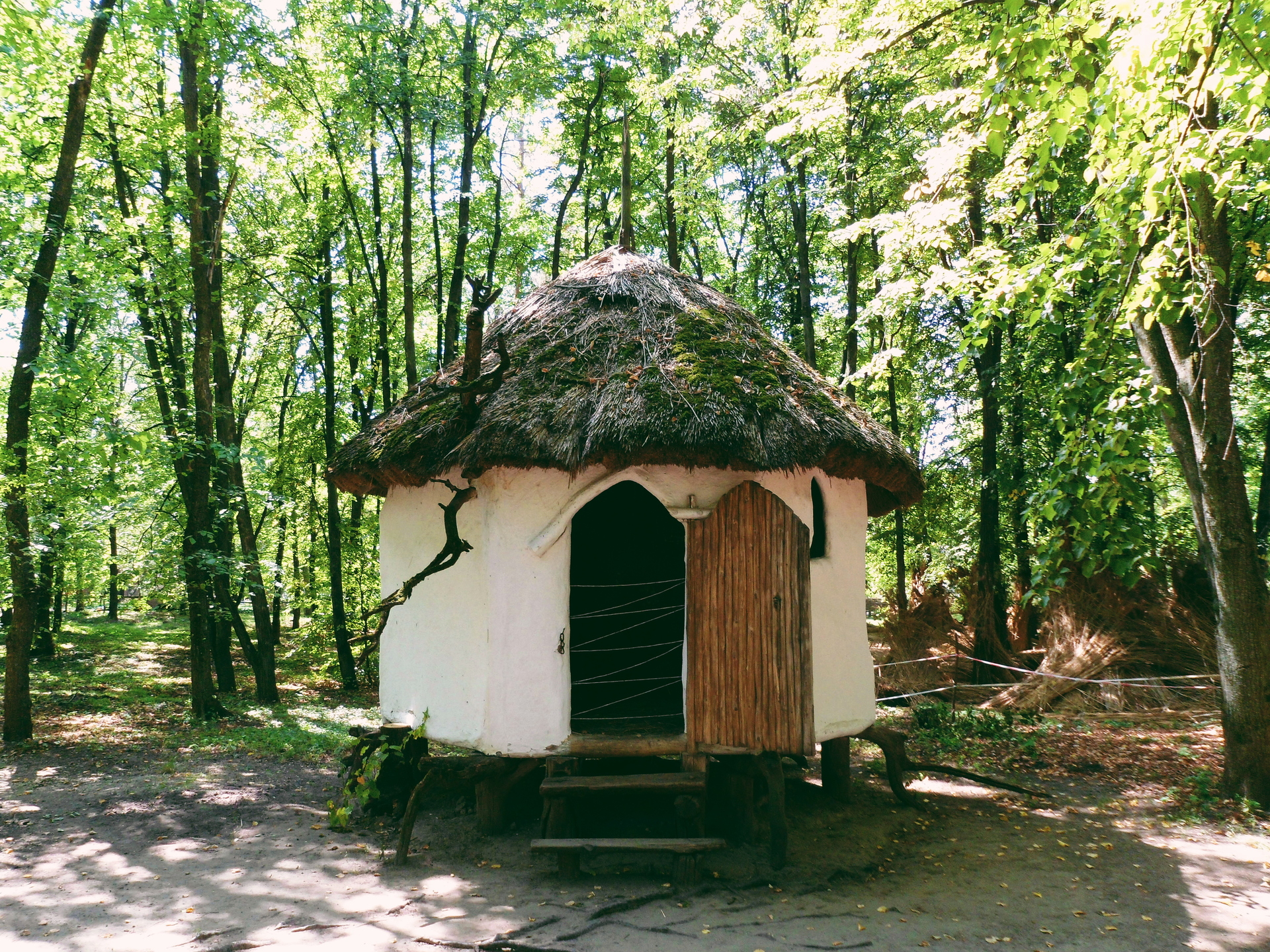 Museum of Folk Architecture and Life of the Middle Dnieper, Pereyaslav-Khmelnytsky, Ukraine