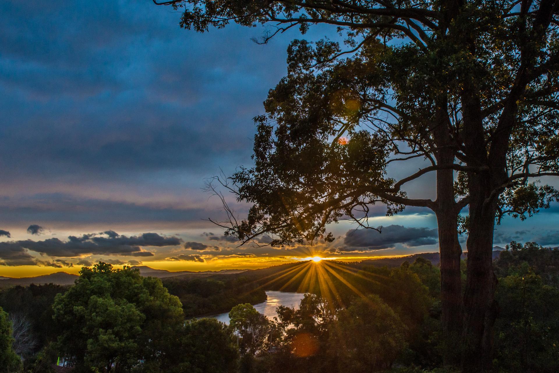 rapton | russell.kay, landscape, sky, sunset
