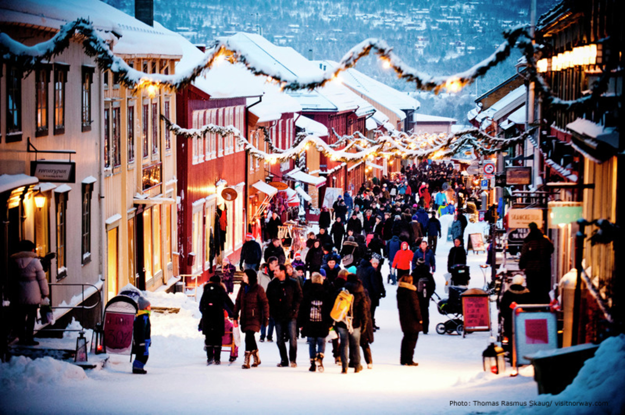 Christmas preparations and celebrations in Norway   Photo Mission on ...