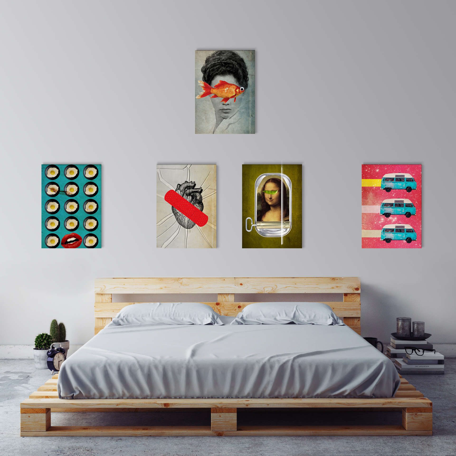 XXI Century Canvas for Digital Art with Displate!  example photo