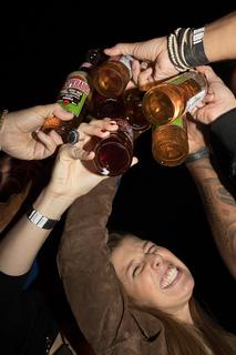 Party photos with Desperados!  example photo