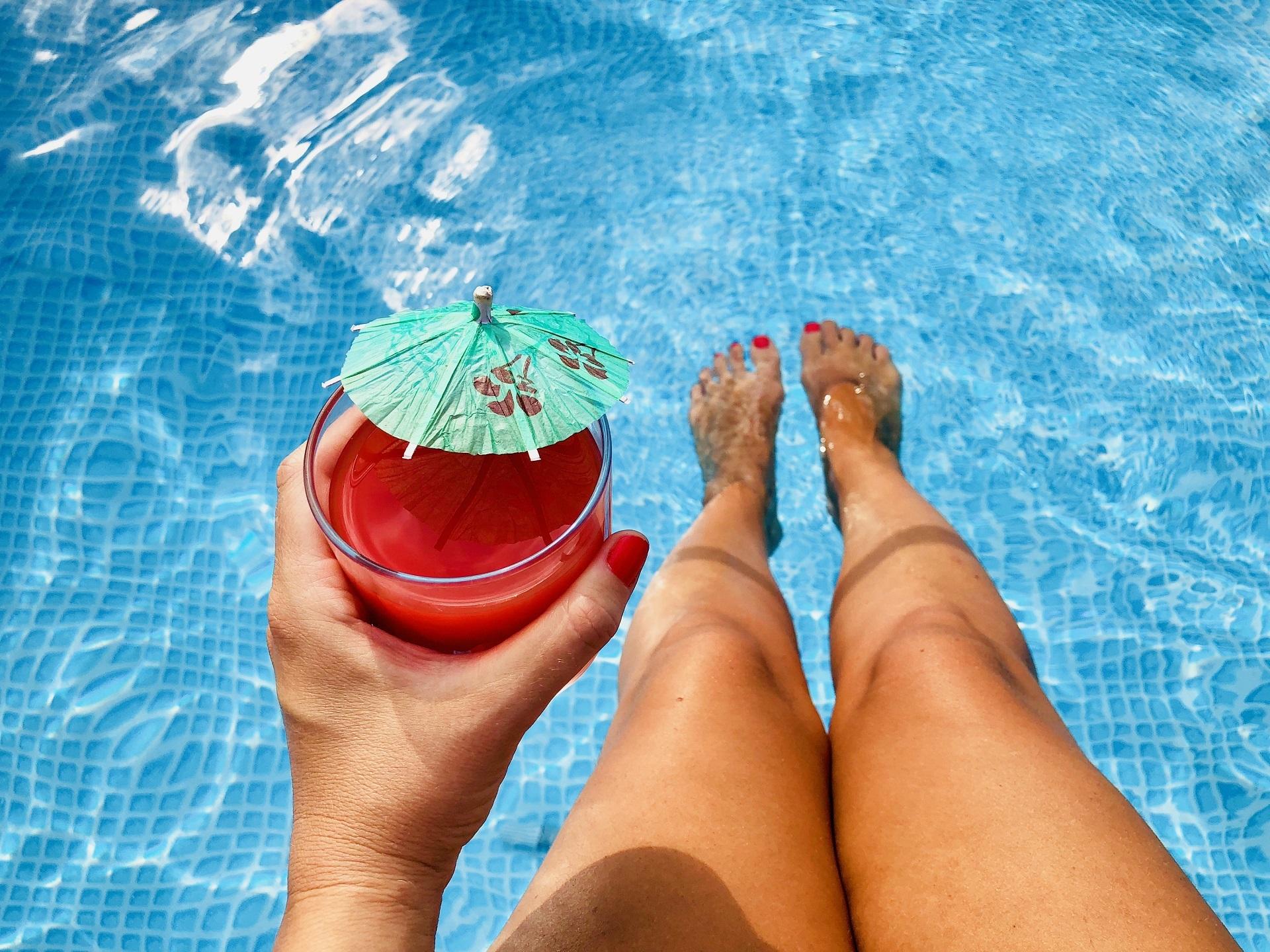 Summer refreshment example photo