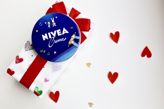 Valentine's Day with NIVEA example photo
