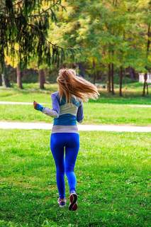 Staying in shape example photo