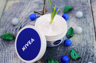 BLUE & Green - NIVEA & Spring example photo