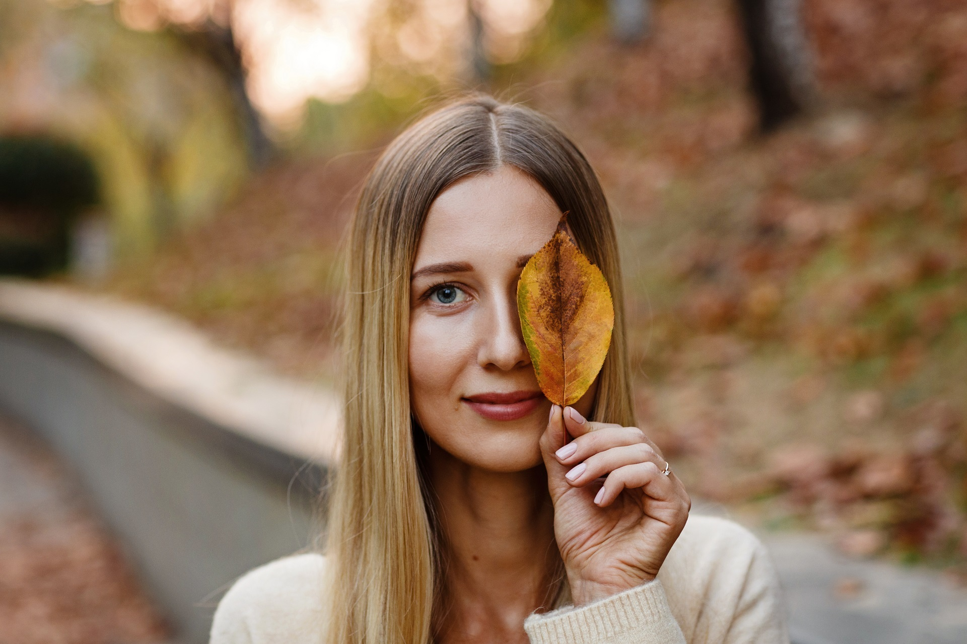 It's autumn time! example photo