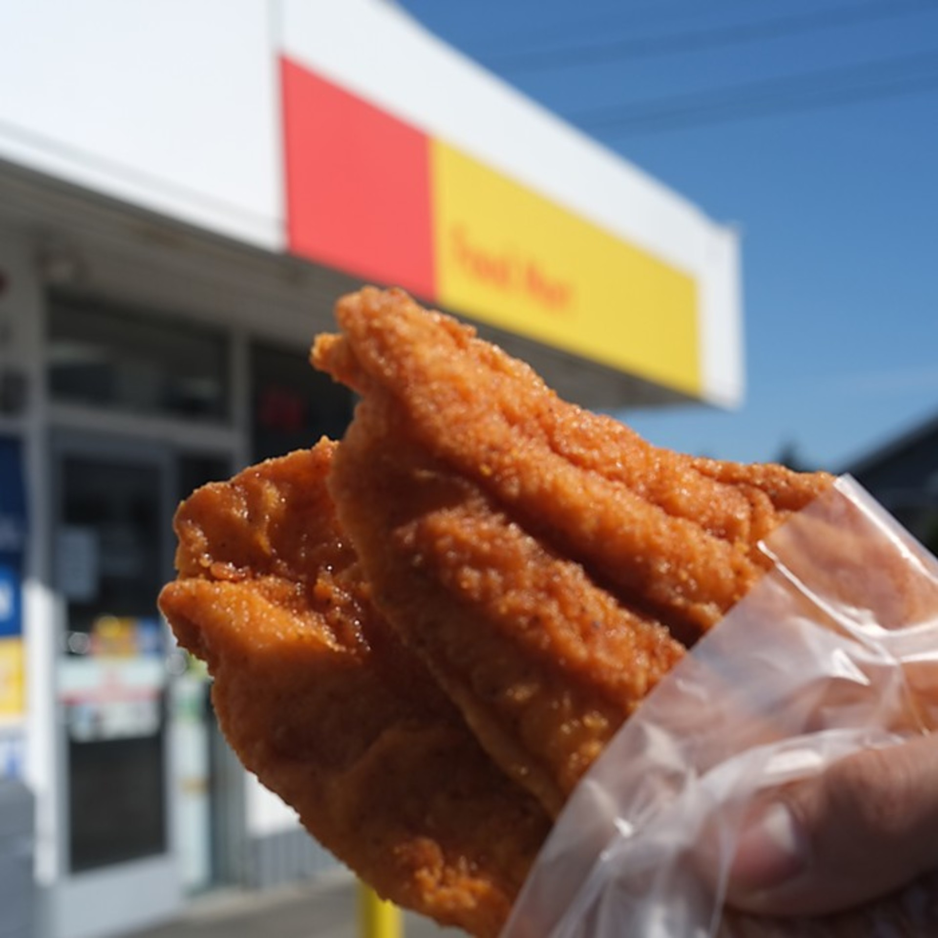Shell Standout Snacks example photo