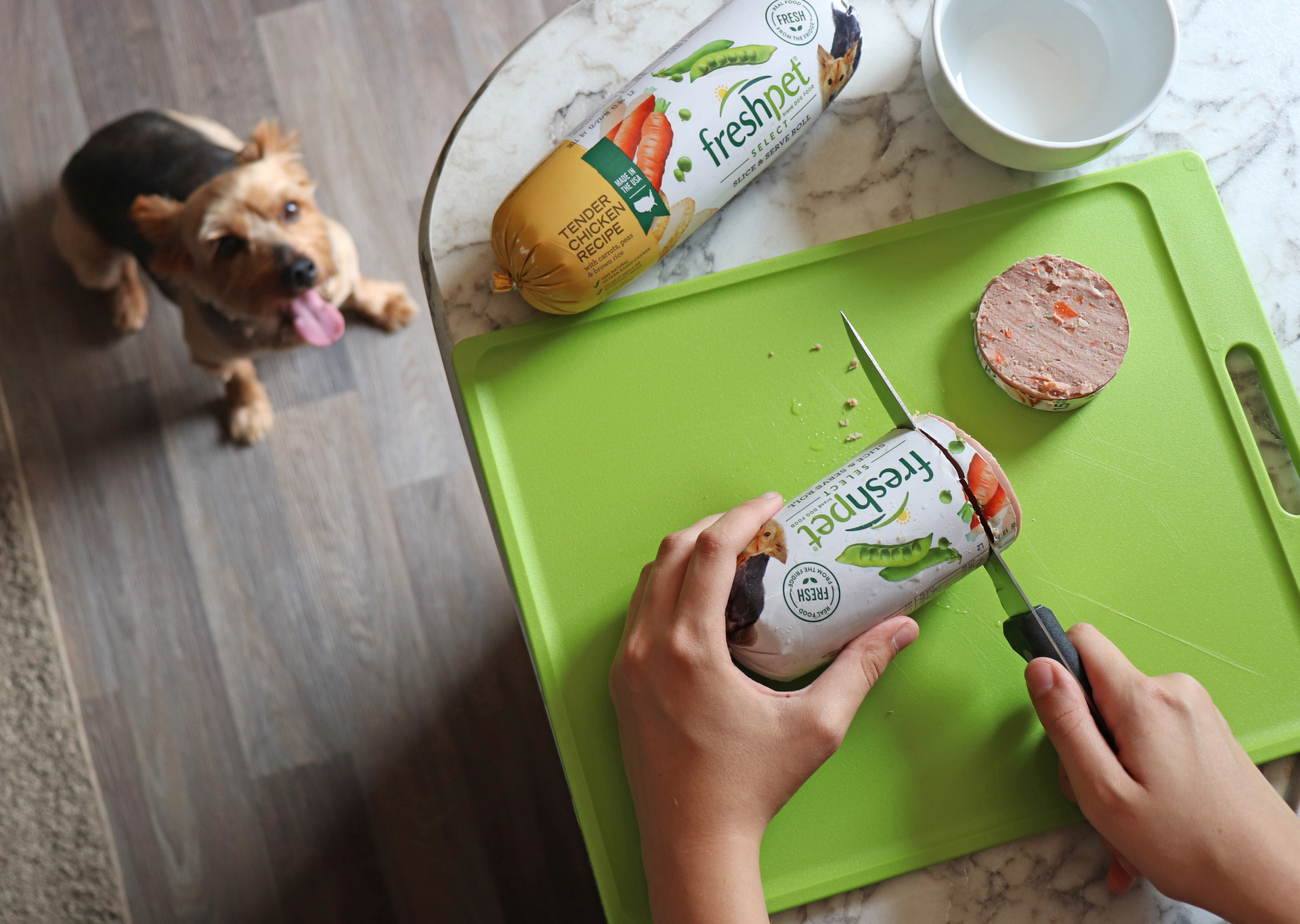 Freshpet - the real fresh pet food! example photo